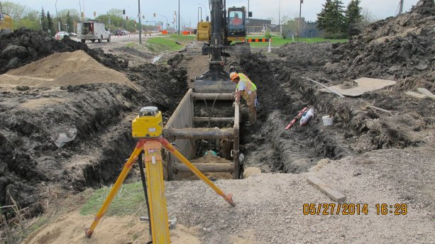 Winnipeg underpass is a challenging project