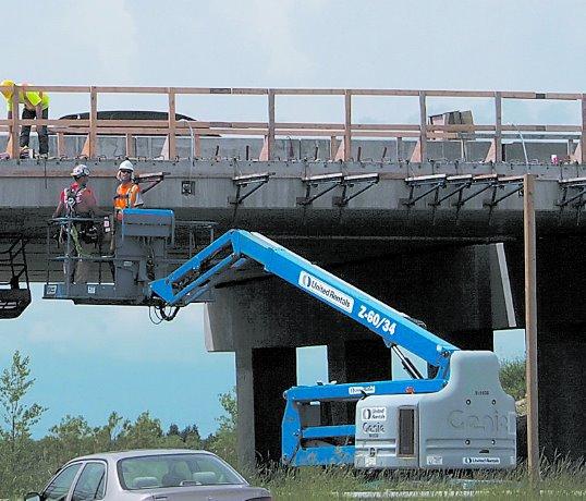 PHOTO: Winnipeg Overpass