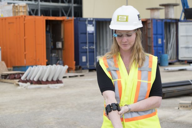Bridgit brings technology to worksite forefront