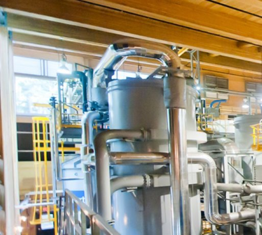 Bioenergy research facility earns kudos for Ledcor