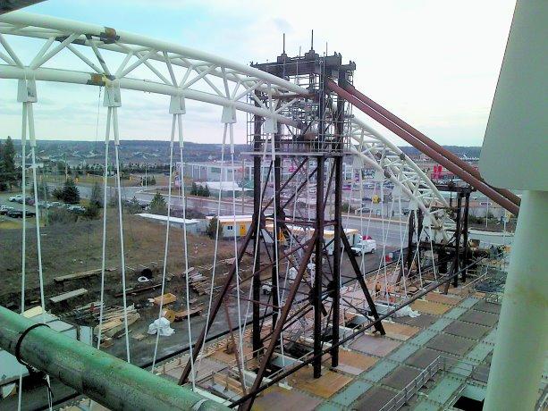 Vimy Bridge provides crucial transportation link