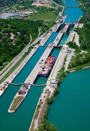 $7 billion in St. Lawrence shipping upgrades set sail