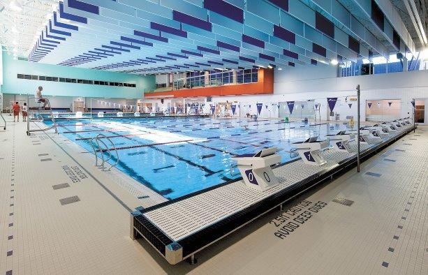Pan Am Sports Centre a legacy build