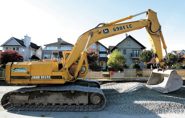 The Uber model to construction equipment
