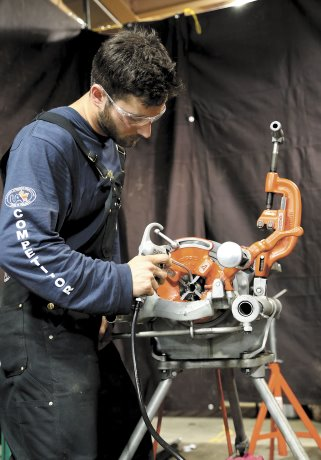 Five piping apprentices to represent Canada at international competition