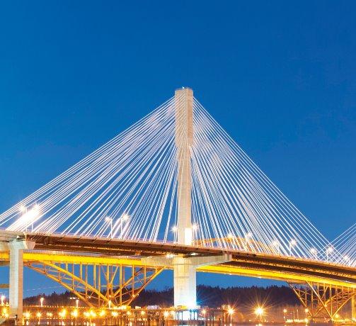 Port Mann Bridge project wraps up - constructconnect com