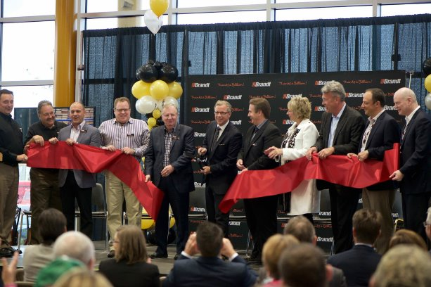 New Saskatoon Brandt HQ showcases leading-edge construction vehicles