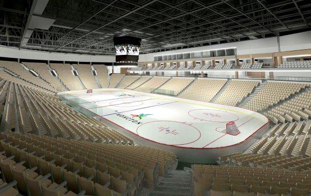Bird Construction to build new downtown Moncton arena