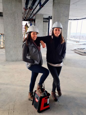Construction tech start-up takes Google stage
