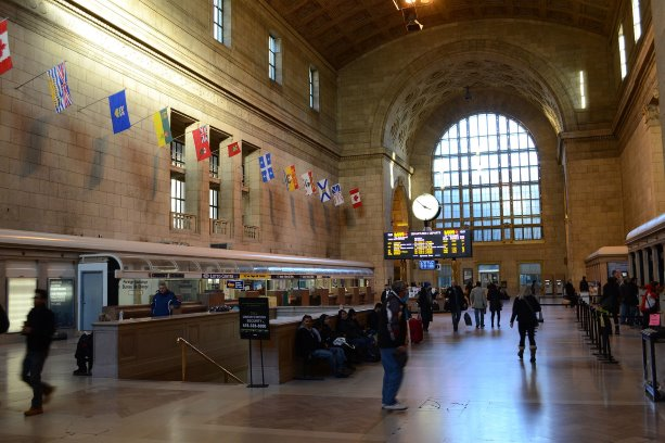 New Union Station proposal focuses on customer experience