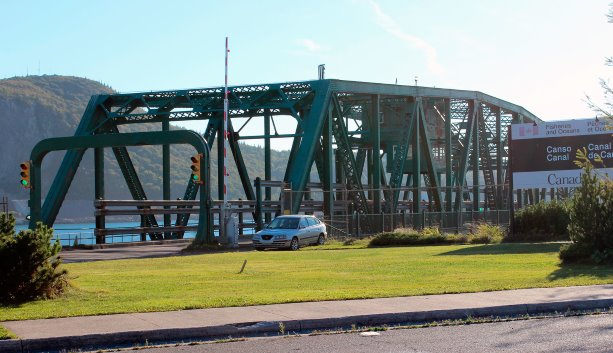Swing bridge improvements an exercise in timing