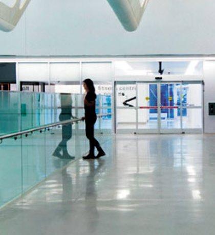 PHOTO: Guildford Aquatic Centre wins at Wood Design awards