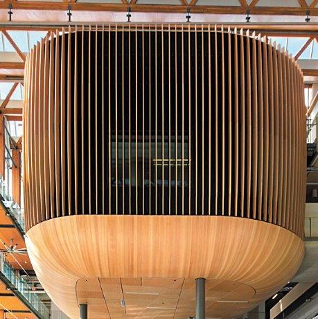 PHOTO: UBC Student Union Building is a 2016 Wood Design Winner