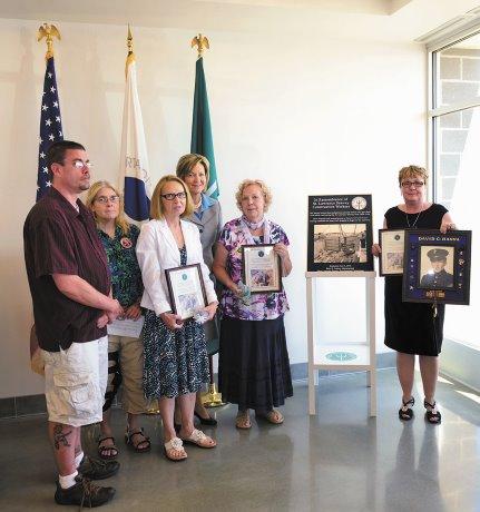 Seaway memorial recognizes fallen workers, 60 years later