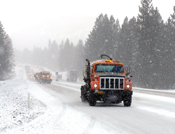 Road de-icing technology under pressure to go green