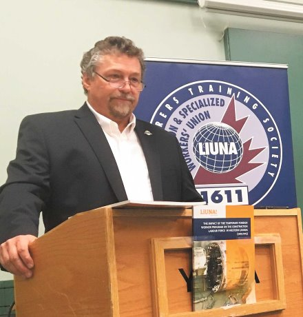 Union leaders call for new review of TFW program
