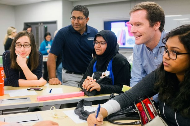 U of T hosts Young Women in Engineering Symposium