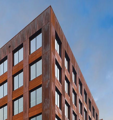 Minneapolis home to largest mass timber building in the u for Building a house in minnesota