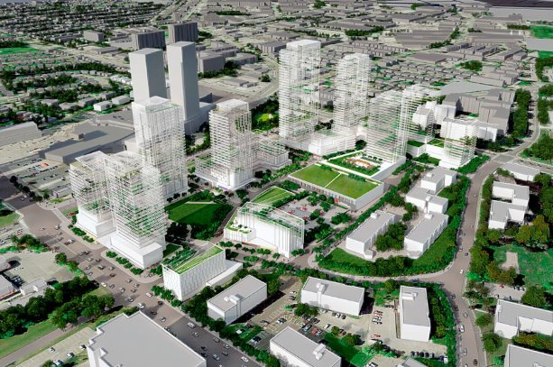 Choice Properties to redevelop block at Eglinton Crosstown