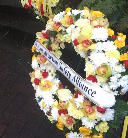 Industry remembers Bentall incident and workers lost