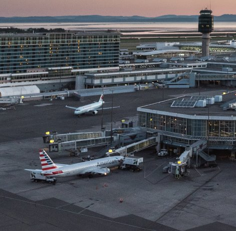 Vancouver International Airport starts upgrade plan to address high demand