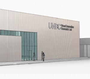 New wood research lab planned for Prince George