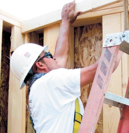 Understanding the importance of jobsite ladder safety