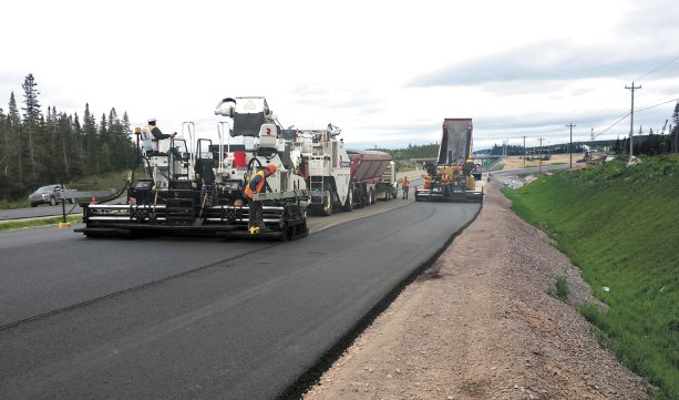 Newfoundland tackles premature rutting on roads
