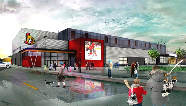 AHL looks to score with Yardmen Arena reno