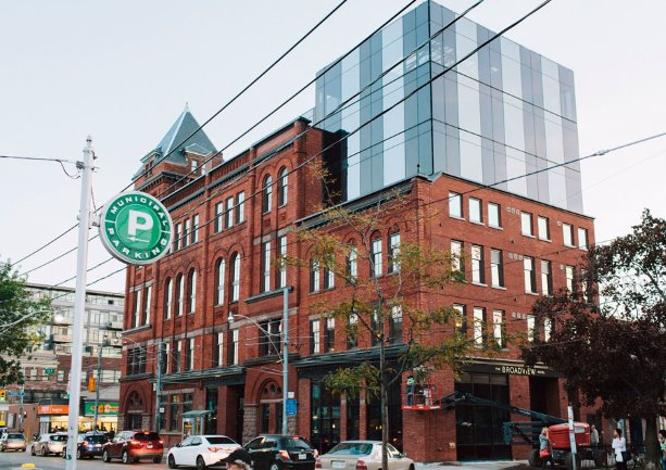 Broadview Hotel revitalization team receives heritage conservation award