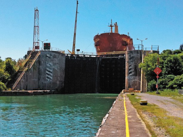 The St. Lawrence Seaway: An economic passage for Canada