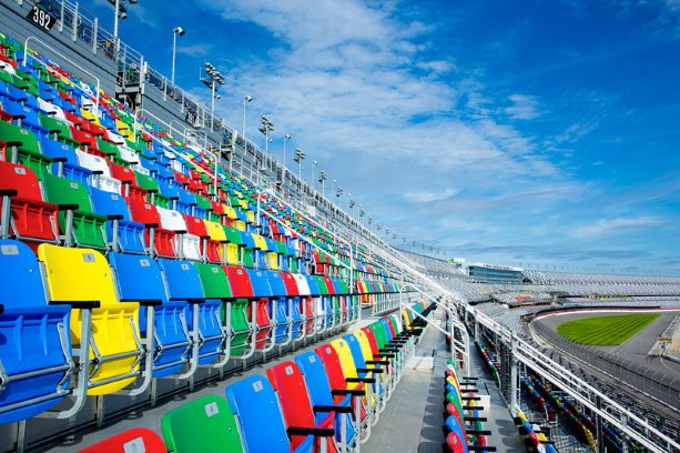 Daytona Speedway reno U.S. construction project of the year
