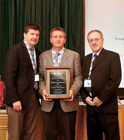OAPC recognizes industry excellence during milestone AGM