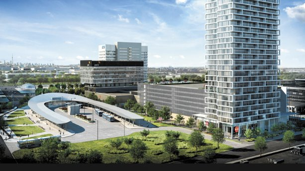 100-acre SmartCentres Place transforming Vaughan