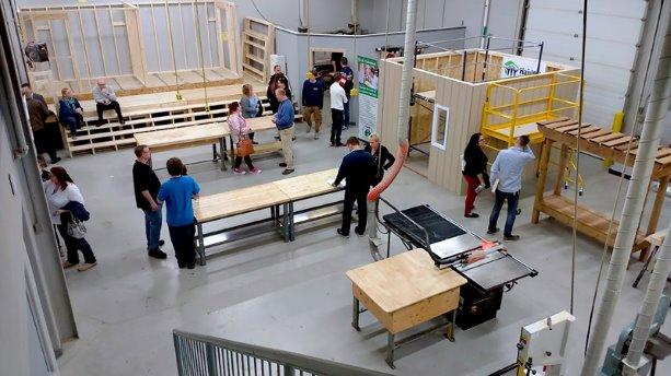 Windsor school board unveils Construction Academy