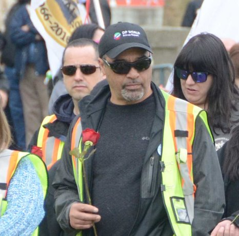 Day of mourning honours fallen workers