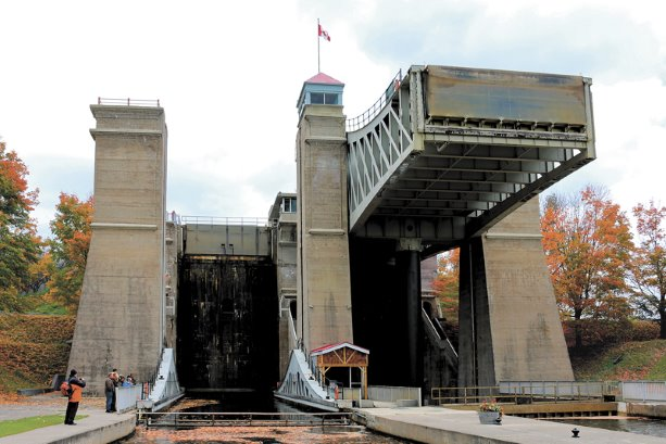 $330 million targeted for Trent-Severn rebuilds
