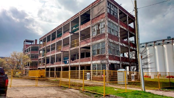 Engineers reclaim dormant Walker Power Building