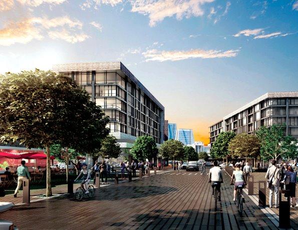 West Village Partners unveils Port Credit development plan