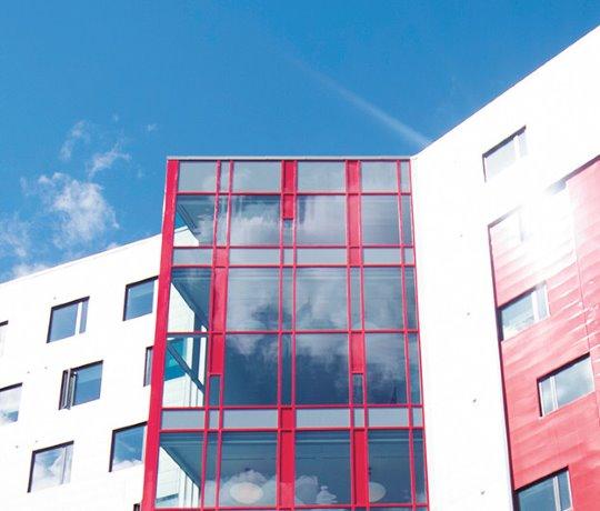 University of Calgary residences achieve LEED Silver
