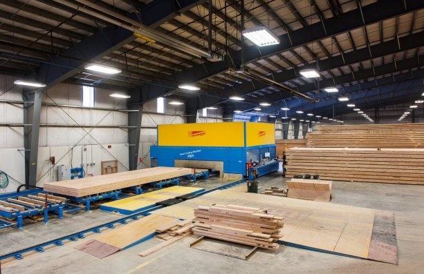 U.S. firm developing hardwood CLT product