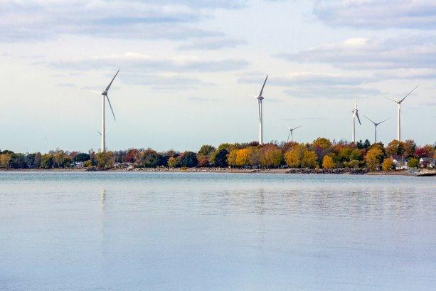 Partners celebrate opening of 230 MW Niagara wind farm