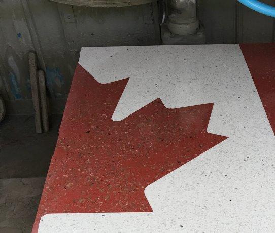 B.C. precaster serves up concrete ping pong tables