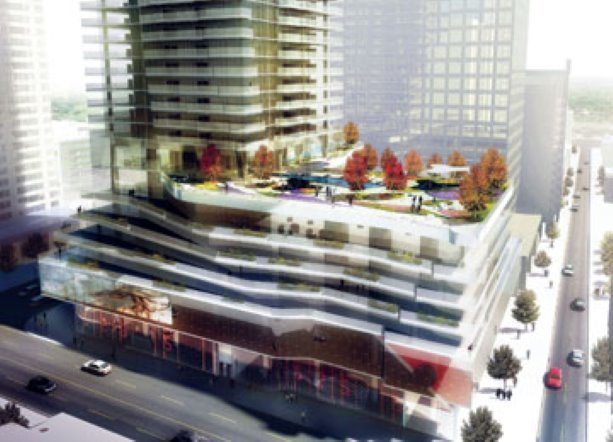Tucker Hi-Rise Construction Inc  will lead construction charge