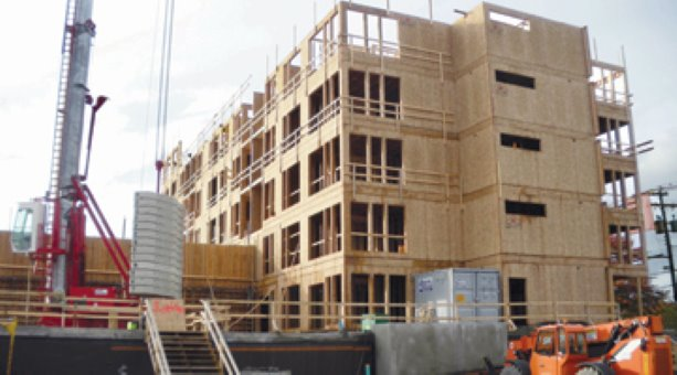 BTY Group cost analysis finds substituting wood for steel in building construction cuts costs