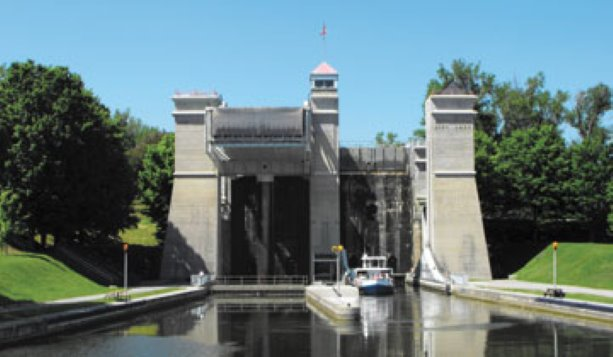 Ghost of construction worker said to work overtime at Trent Severn Canal lock in Peterborough, Ontario