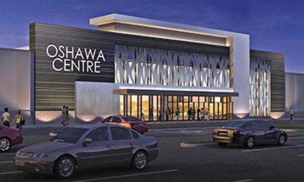 Oshawa Centre redevelopment and expansion work worth $230 million