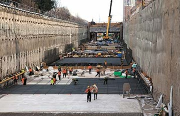 PHOTO: Weston Tunnel Abuzz - constructconnect com