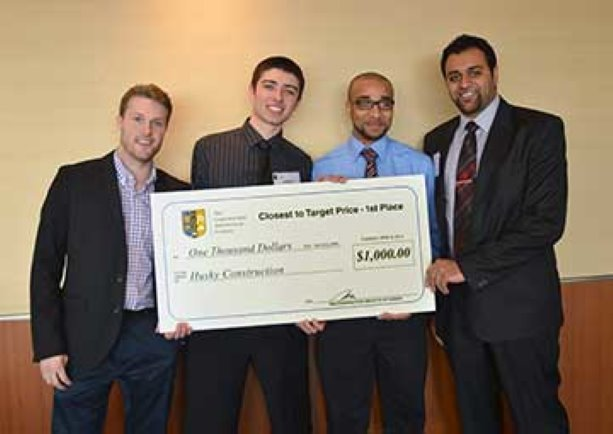 TCIC bid competition a prep for the future, say students