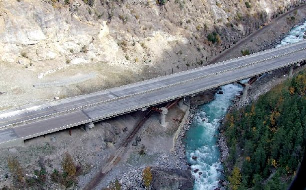 CANYON HIGHWAY CONSTRUCTION
